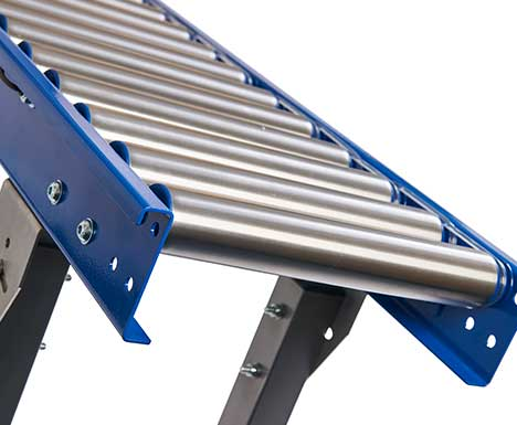 240v/415v AC Powered Conveyors - Fastrax Conveyor Rollers