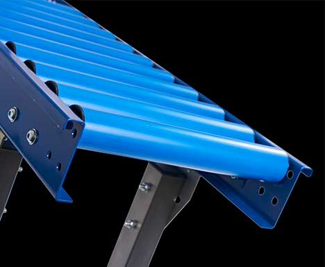 Medium Duty Gravity Roller Conveyor